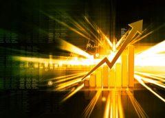 U.S. stocks record high