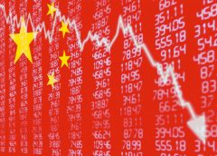 China stocks fall