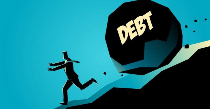 Historic debt level